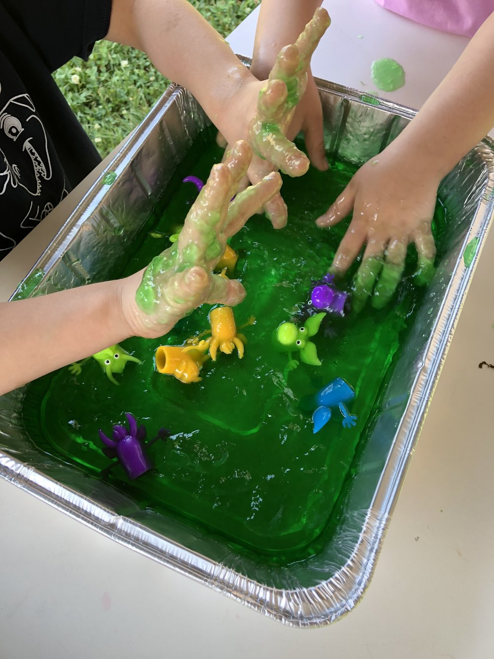 OT Activity of the Day- Sensory Motor