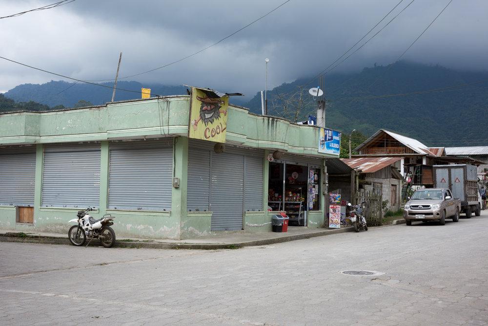 Untitled, Mindo, Ecuador