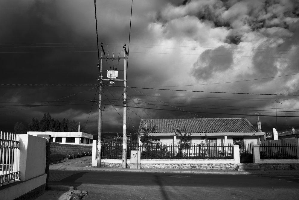 Untitled, near Latacunga, 2015