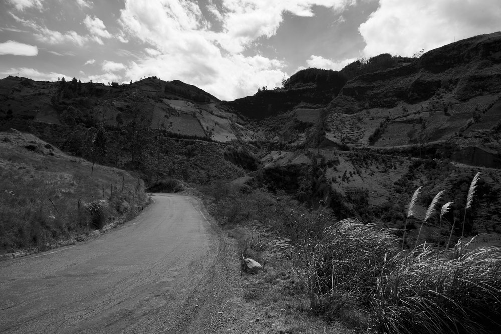 Untitled, near Quilotoa, 2015