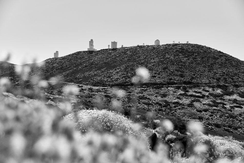 Untitled, Tenerife Observatory, 2016