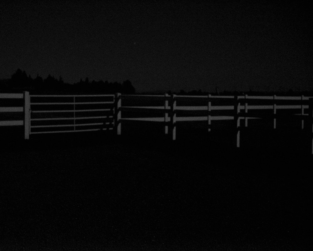 White Fence, Oregon, 2015