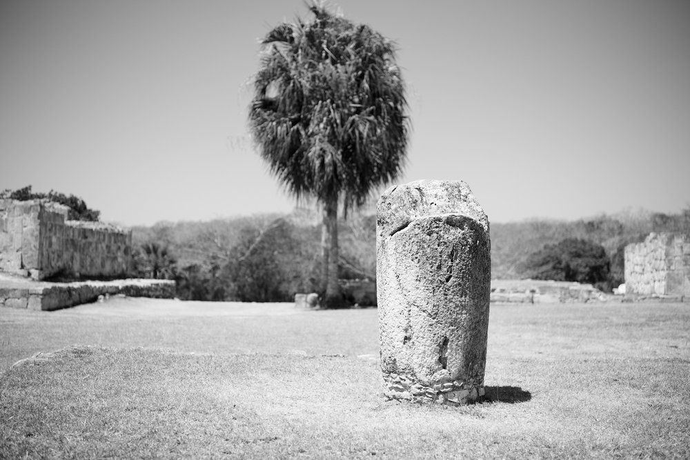 Untitled, Uxmal, 2018