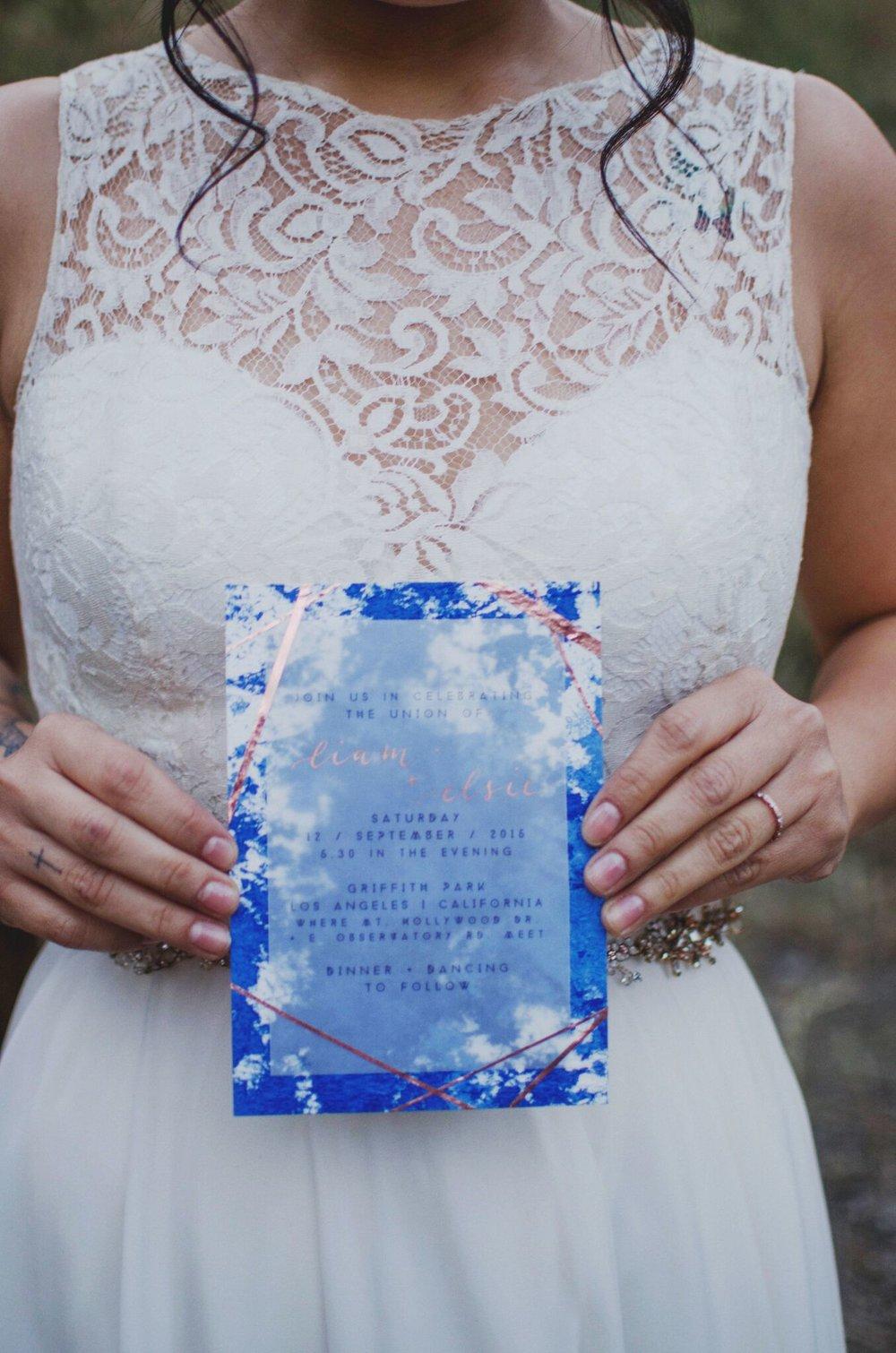 BOHO WEDDING (GRIFFITH PARK)