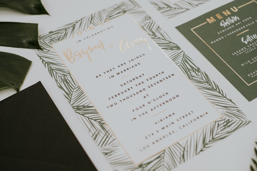 TROPICAL GLAM STYLED SHOOT (VIBIANA)