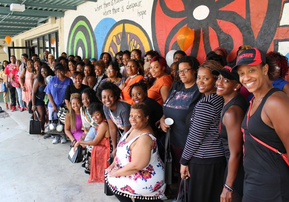 The Black Women's Wealth Alliance (BWWA) is a collective group of Historical Black Women practicing cooperative economics to build collective generational wealth  -