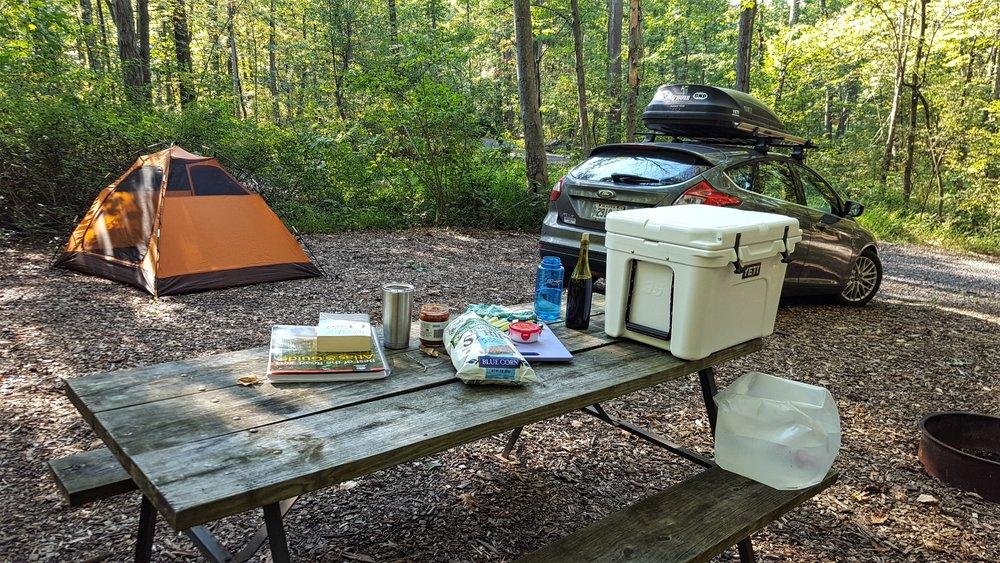 PA Campsite