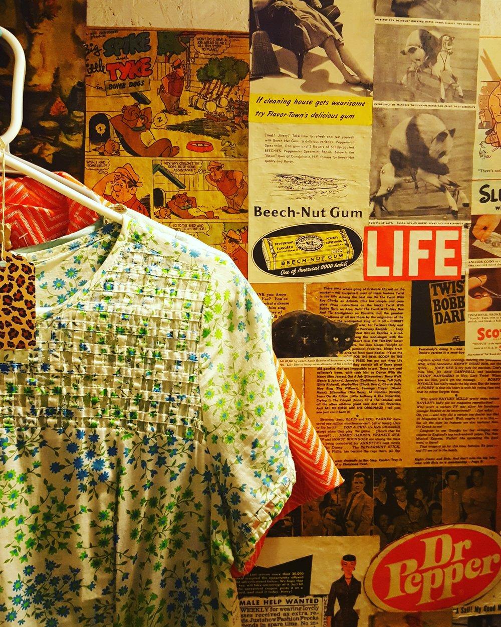 Vintage Shopping