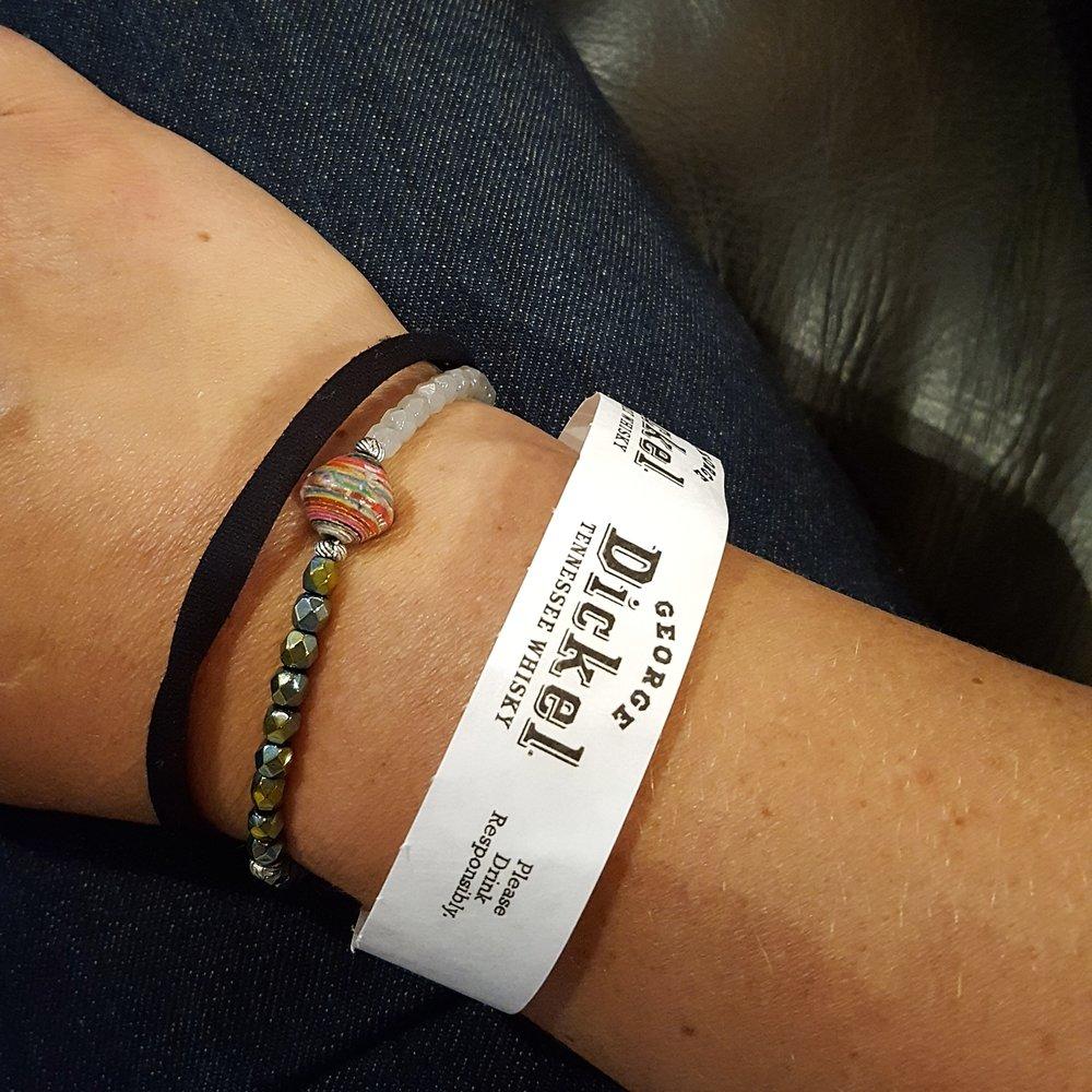 Tour Armband