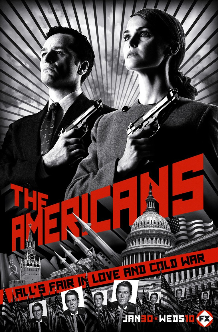 theamericansseason1poster