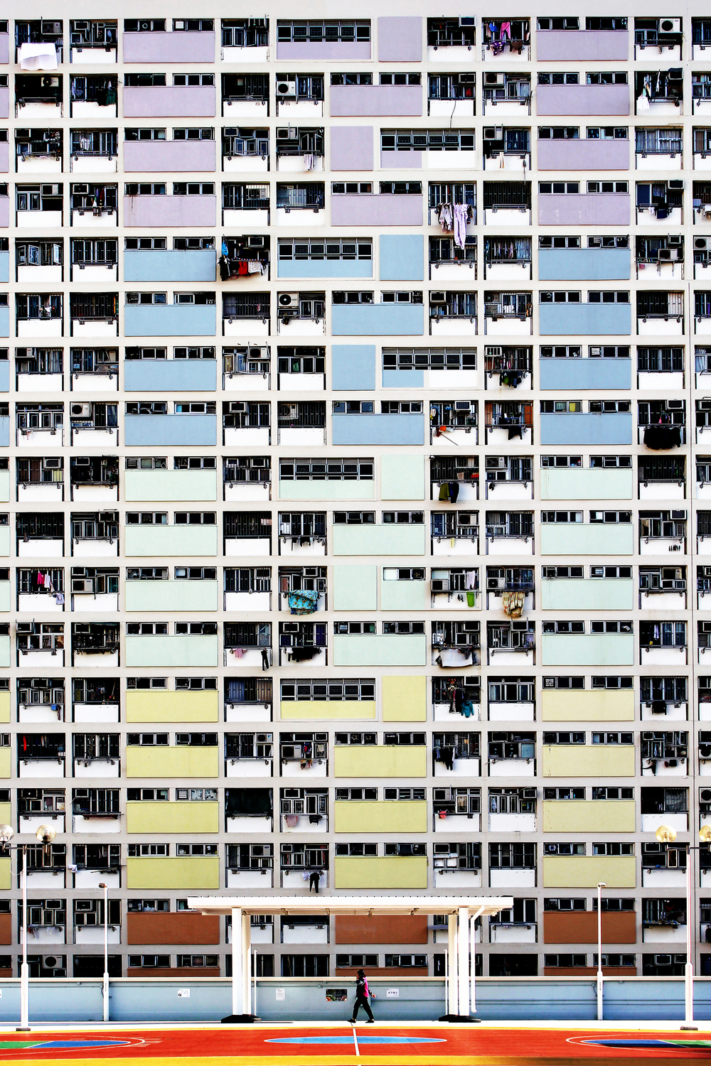 Choi Hung Estate by Eden Wu Photography