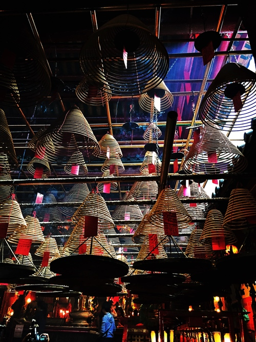 4. Man Mo Temple