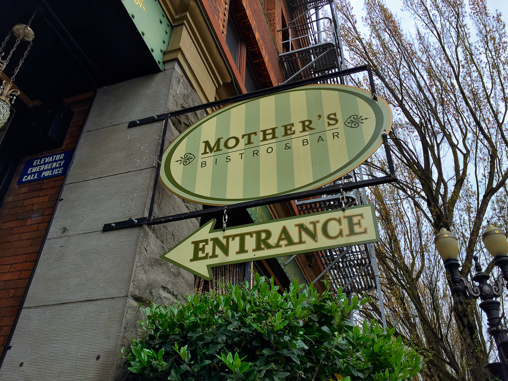 Mother's Bistro & Bar