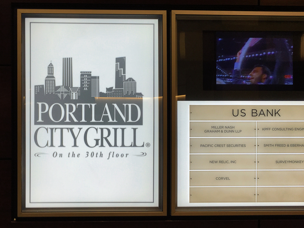 Portland City Grill On The 30th Floor