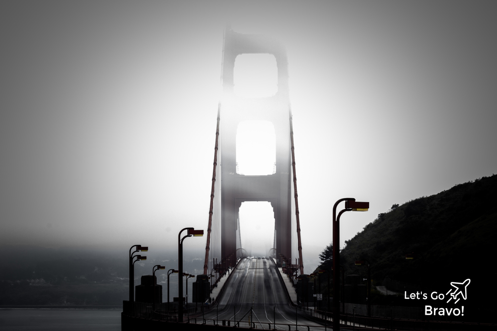 San Francisco Travel Guide - Let's Go Bravo! - Eric Bravo Photography