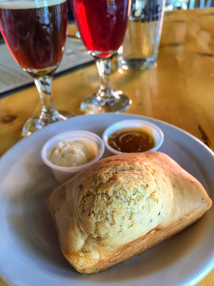 Cascade Brewing Barrel House - Mini Cascade IPA Bread