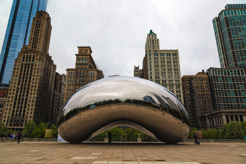 Cloud Gate - The Bean - Chicago Travel Guide