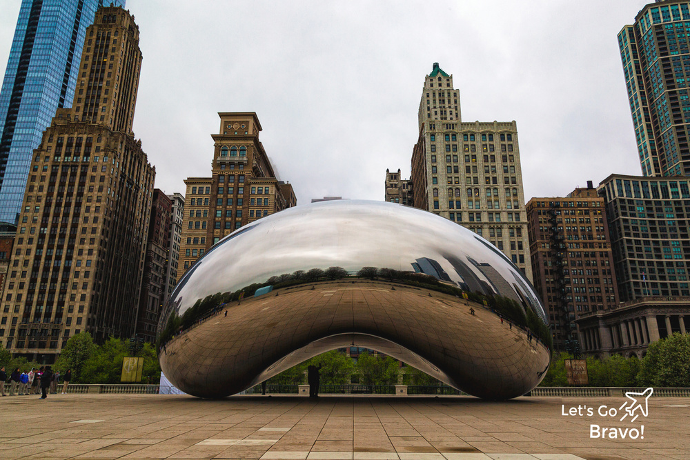 Chicago Travel Guide - Let's Go Bravo! - Eric Bravo Photography