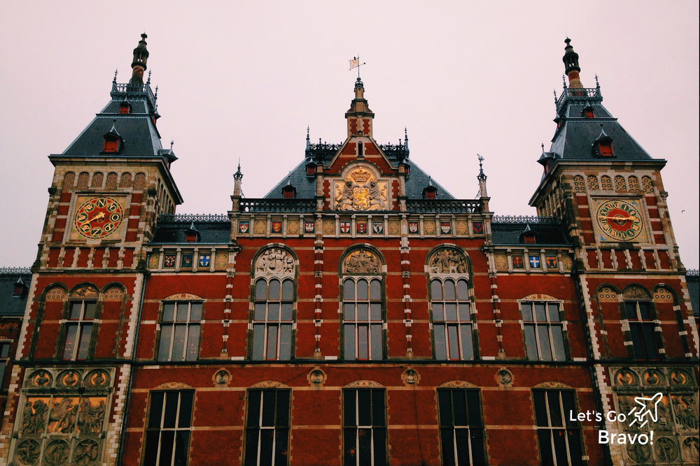 Amsterdam Travel Guide - Let's Go Bravo - Eric Bravo Photography