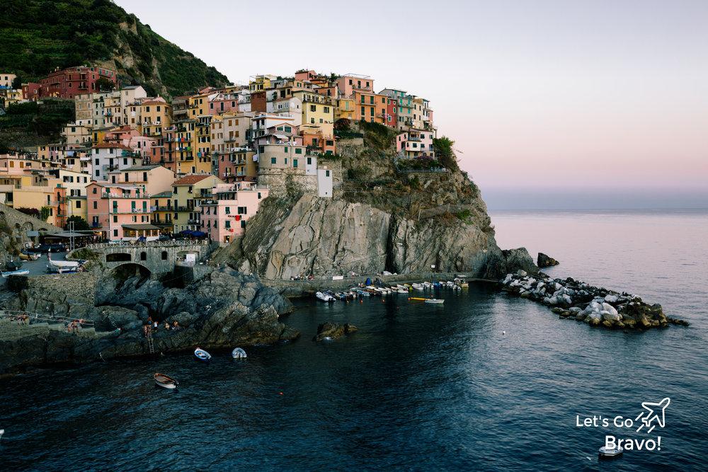 Italy Travel Guide - Let's Go Bravo