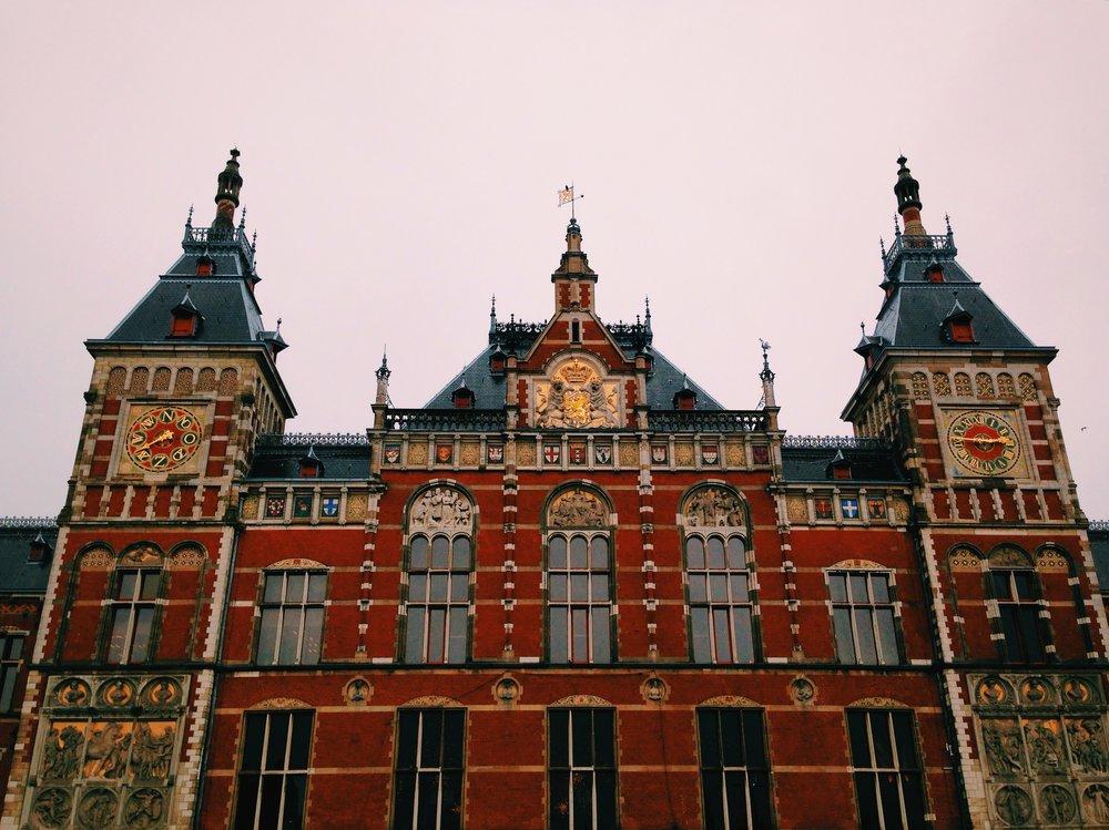Amsterdam's Centraal Station.JPG