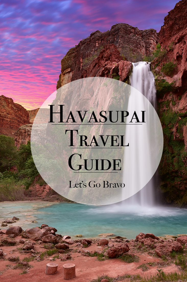 Havasupai Falls Travel Guide - Pinterest