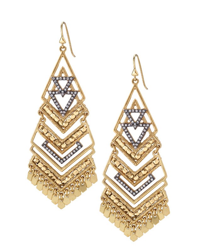 Horizon Statement Earrings by Stella and Dot