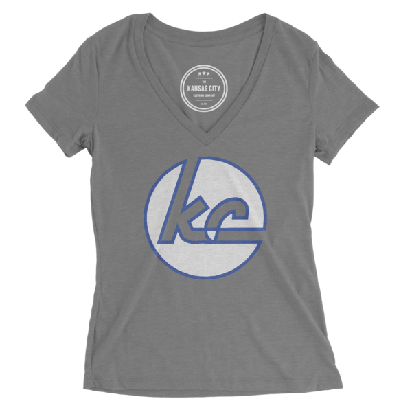 The Kansas City Triblend Unisex V