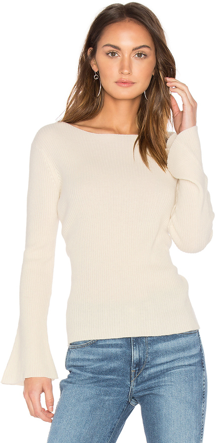 Central Park West Salzburg Cashmere Sweater