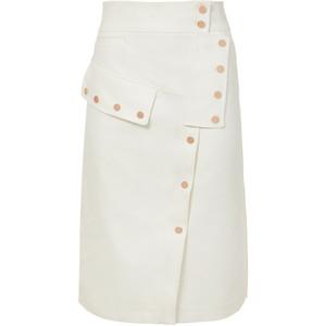 $385 - Urban Stretch Snap Skirt