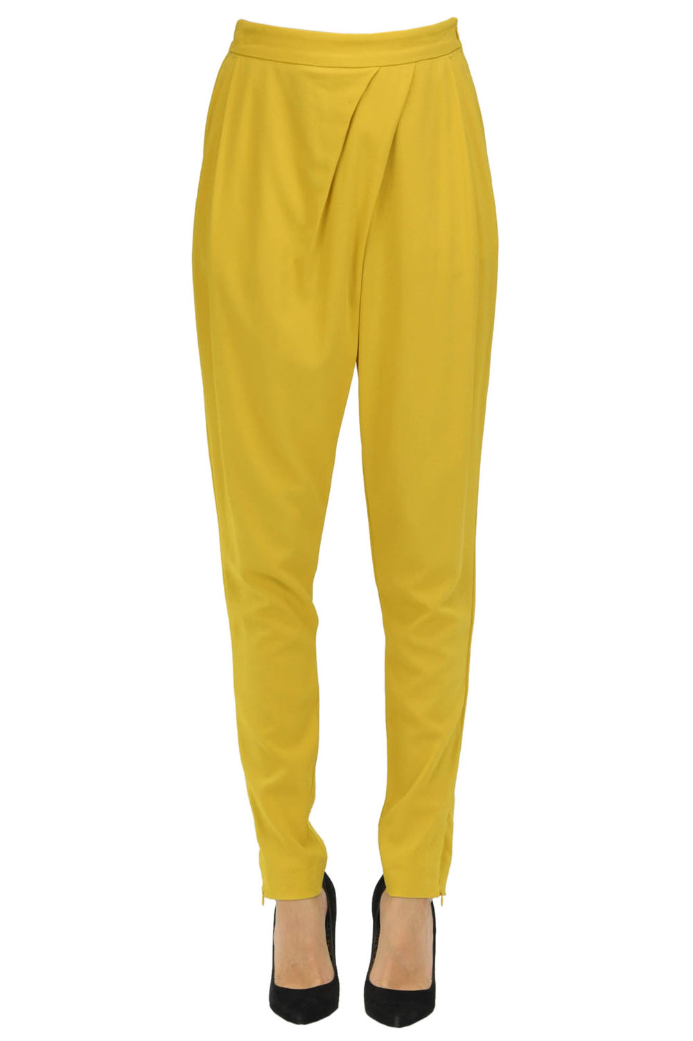 $123 - Chiave crepe trousers