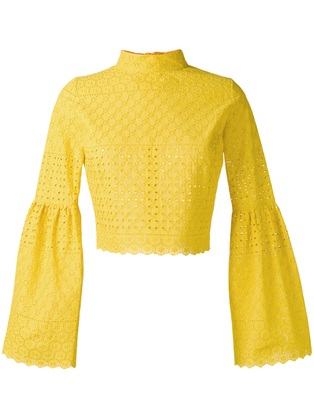 $305.68 - DAIZY SHELY bell sleeve blouse