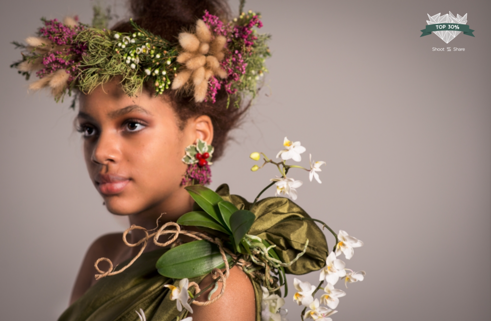 Jada placed 3,009 out of 11,101 images in the Styled Portrait/Fashion category