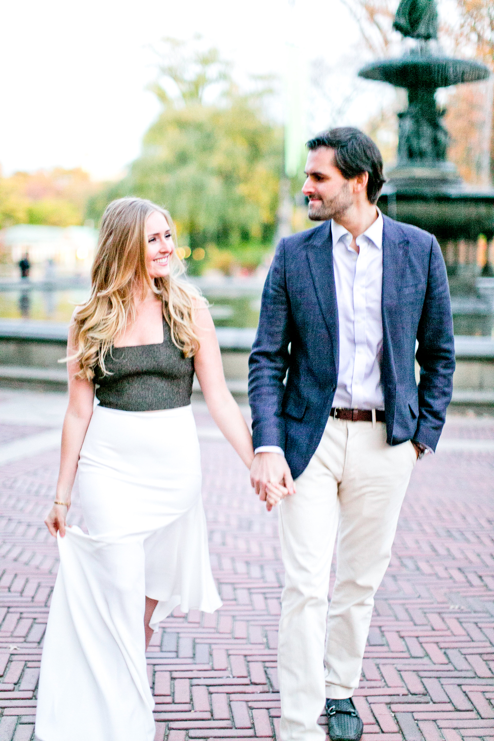 NEW YORK CITY ENGAGEMENTS: COURTNEY + ERIK