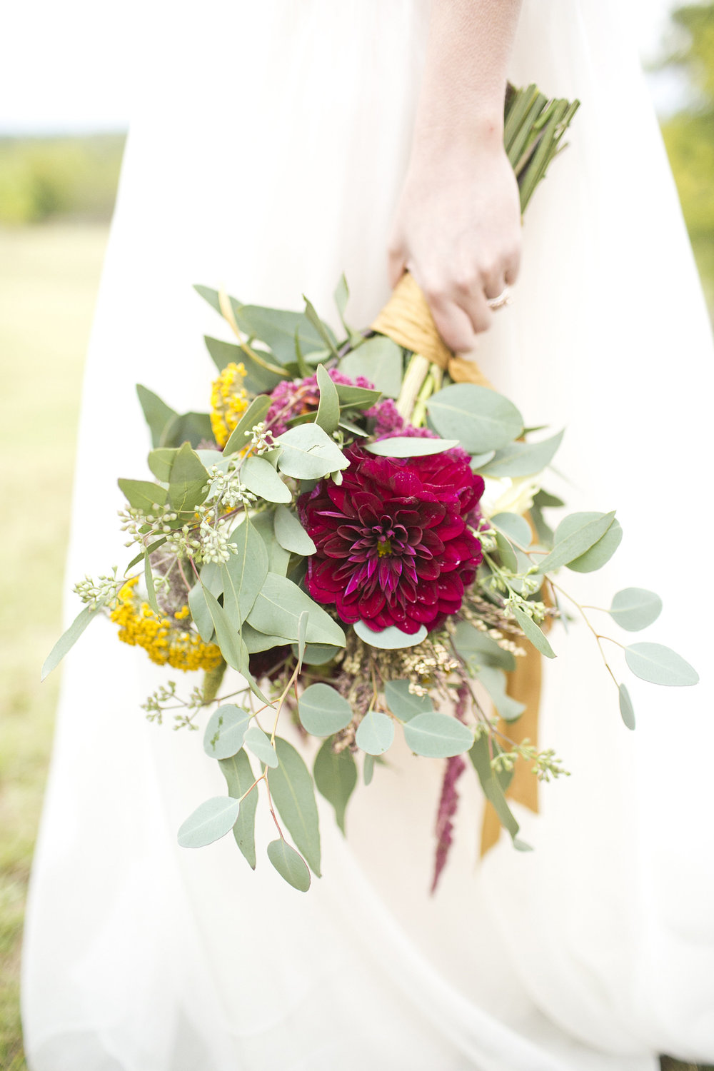 OKLAHOMA FALL WEDDING: BETH + TYLER