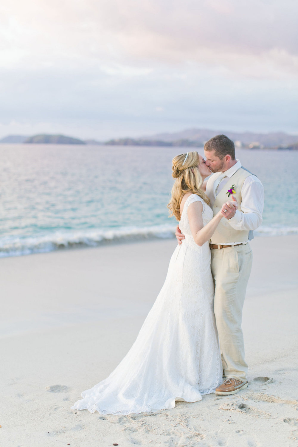 COSTA RICA DESTINATION WEDDING: ALISA + STEVE