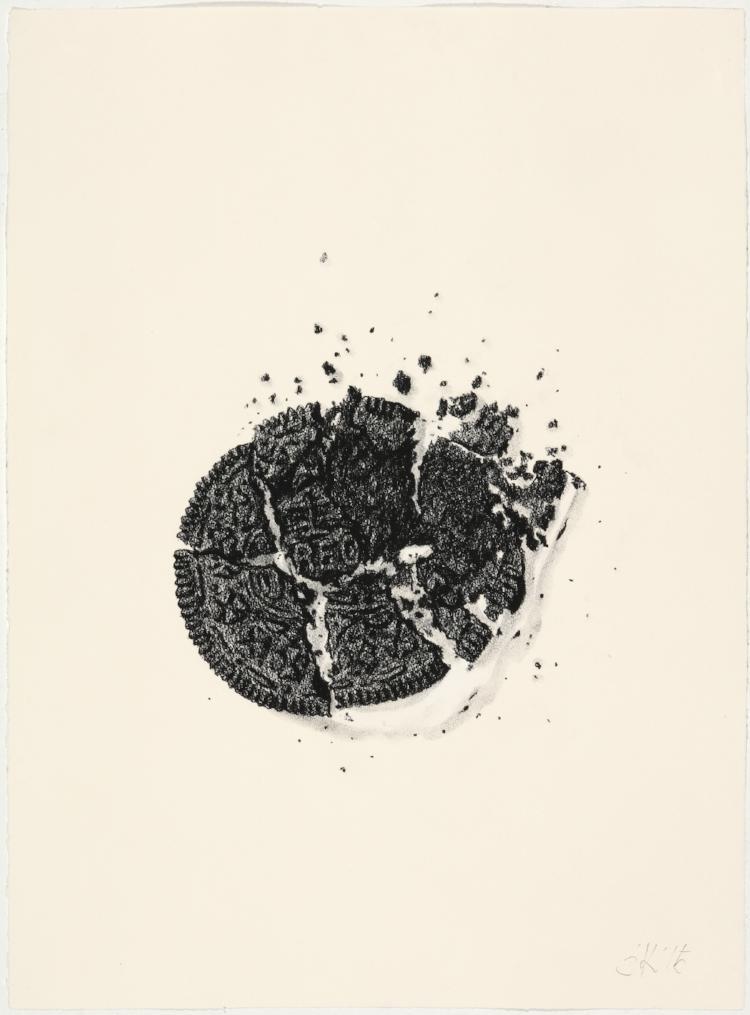 Cracked Oreo No. 38