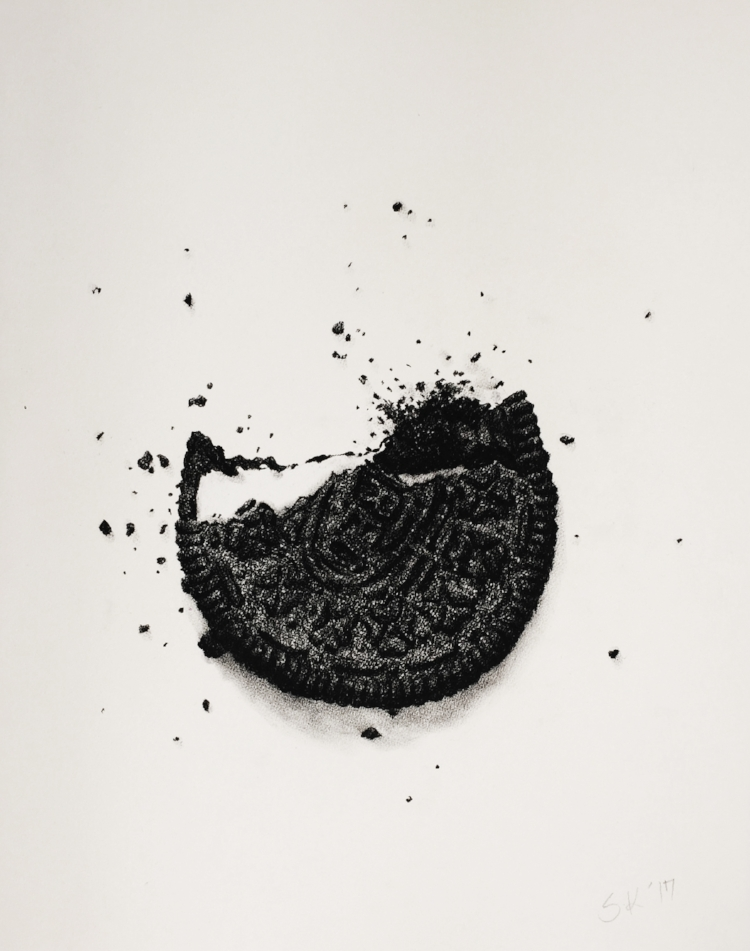 Cracked Oreo No.53