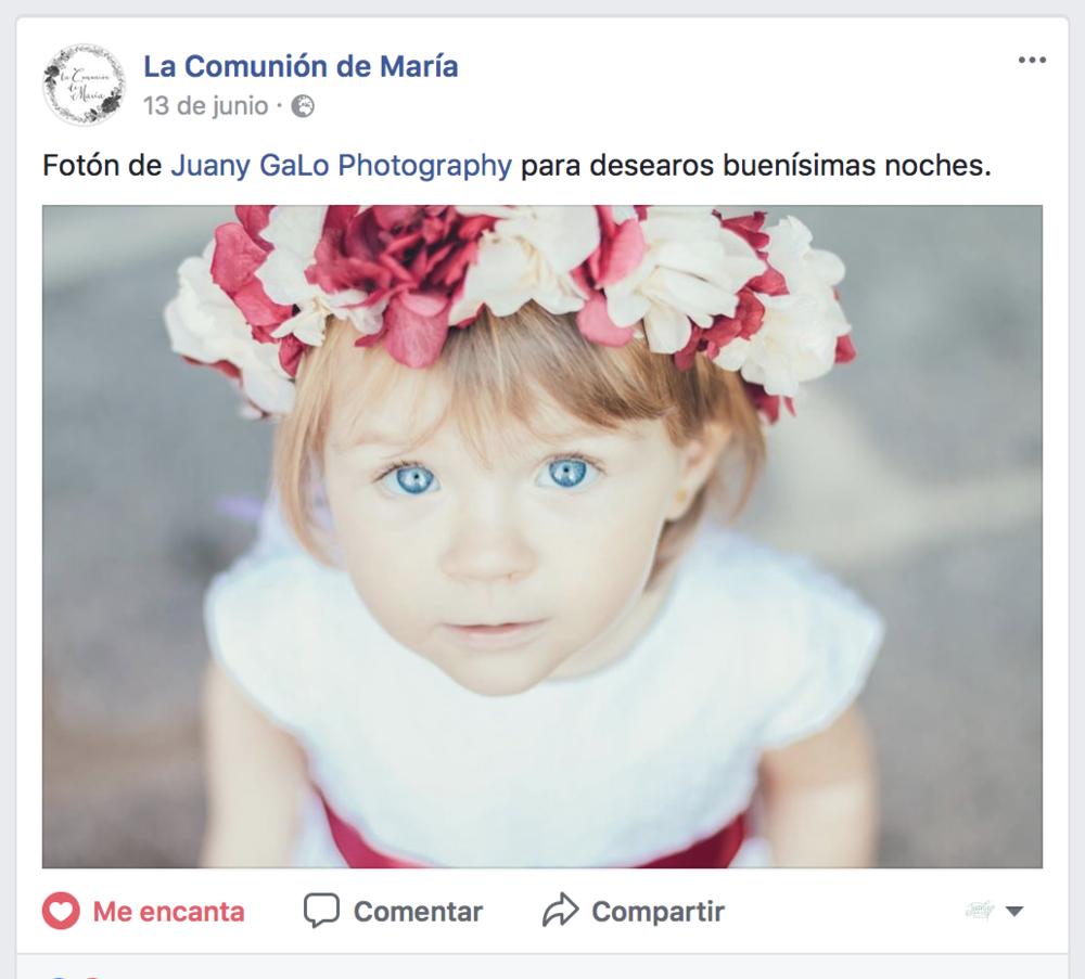 La Comunión de María