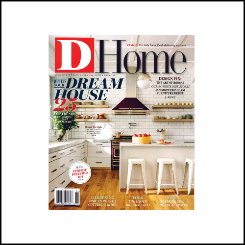 D HOME - MAY/JUNE 2016