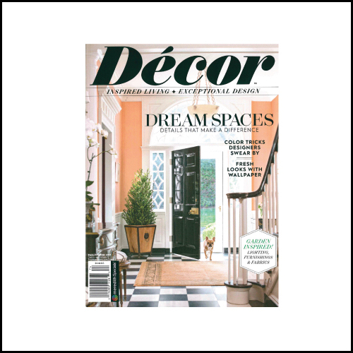Decor - Fall/Winter 2017