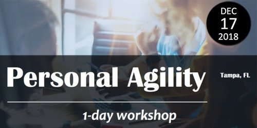 Personal Agility Practitioner