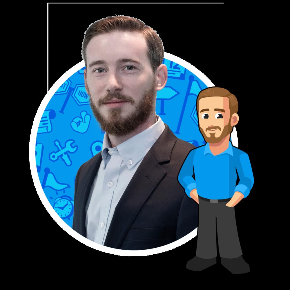 Michael Haubenstock  - Team Member: Specialty: Full Stack & Mobile Developer