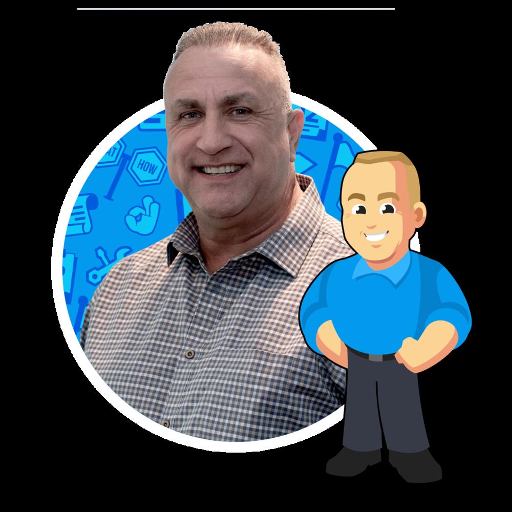 Charles Dalesch  - Team Member: Specialty: Full Stack Developer
