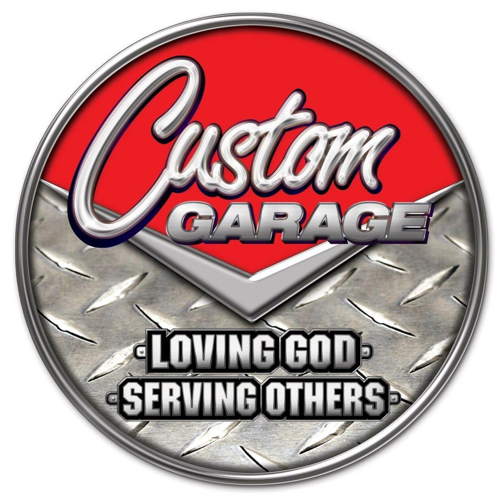 The VBS Theme this year is Custom Garage