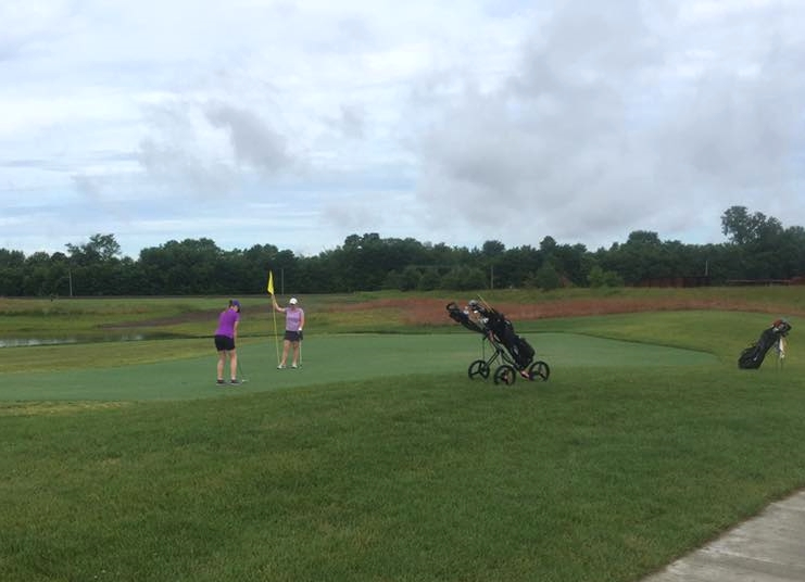 First Hieronymus Junior Golf Tournament at KLGC