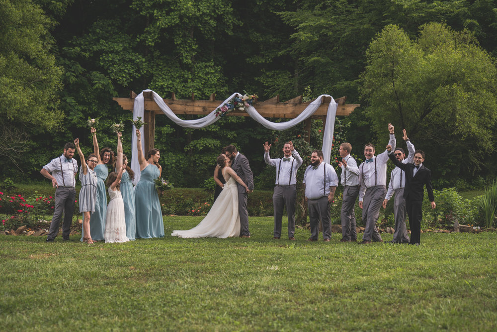 Brianne and Josh Rees Wedding 5/16/2018