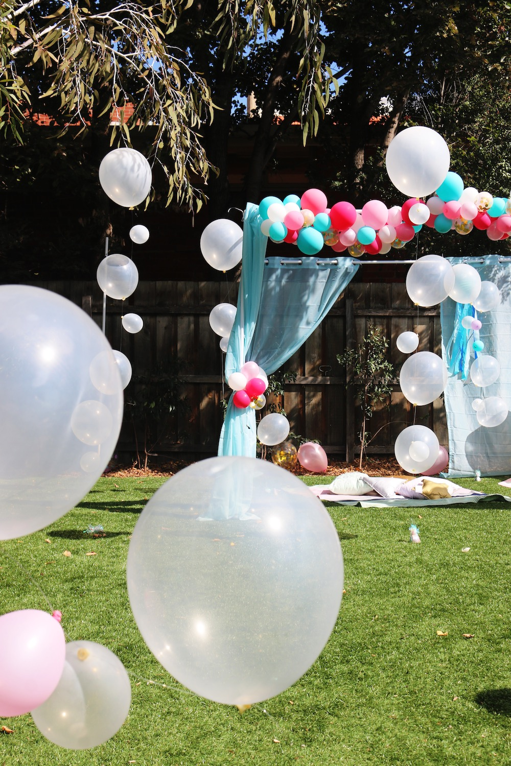 mint and sugar parties
