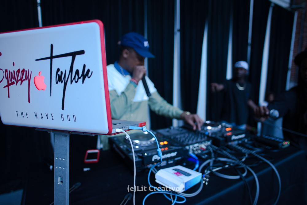 DJ Squizzy Taylor-The Wave God