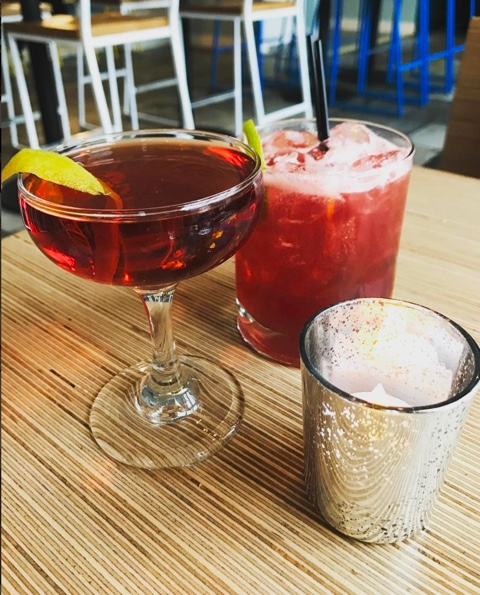 BRUNCH - Socially Acceptable Day Drinking From 10:30am-2:30pm Every Saturday & Sunday.